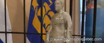 Allée commémorative des légendes du hockey au Centre Vidéotron: le «fantôme» Joe Malone ressuscité
