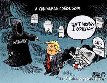Marshall Ramsey: A Christmas Carol 2019