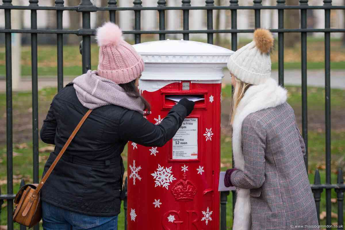 Last Christmas posting dates 2019: When to send your cards