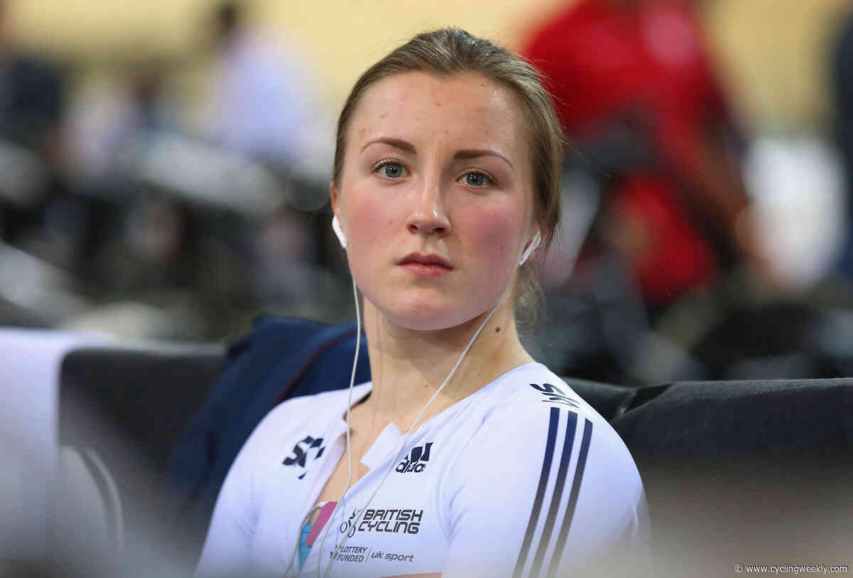 Track rider Victoria Williamson to switch from cycling to bobsleigh