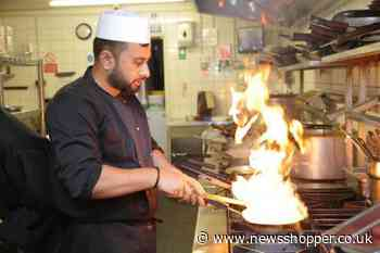 West Wickham chef crowned curry king at annual awards