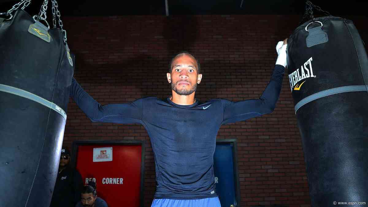 Former titlist Brant to face Ahmed on Jan. 11