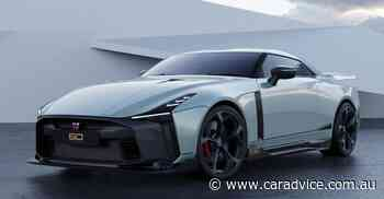 Nissan GT-R50 by Italdesign: Production version revealed