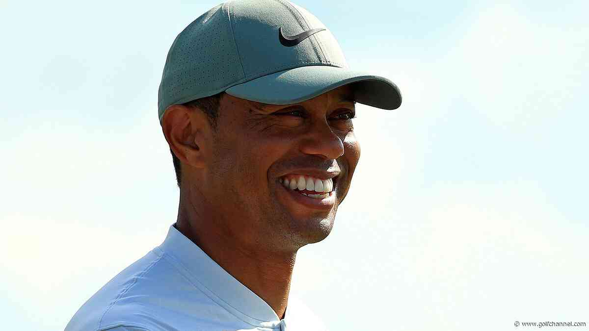TT Postscript: Woods looked free and easy with bogey-free 66