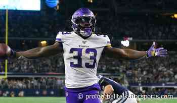 Dalvin Cook limited, but Zimmer says he's playing