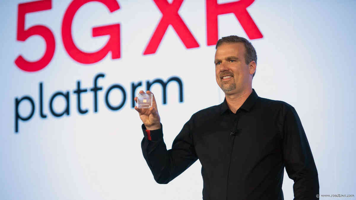 Qualcomm XR2 Chip to Enable Standalone Headsets with 3K×3K Resolution & 7 Cameras