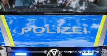 Polizeieinsatz mit Hubschrauber : Gescheiterten Einbrechern gelingt die Flucht