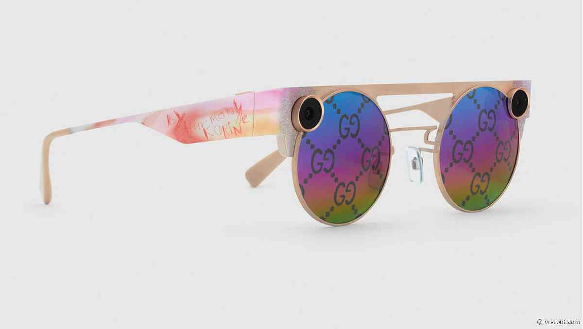 Snapchat Unveils Limited Edition Gucci Brand Spectacles With Insanely Bizarre Promo Video