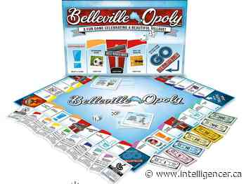 New board game celebrates everything Belleville