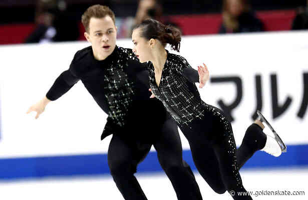 Panfilova and Rylov: 'It was a practice version'