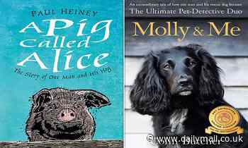 Barking brilliant! Our critic picks animal reads with a great pedigree to gift this Christmas
