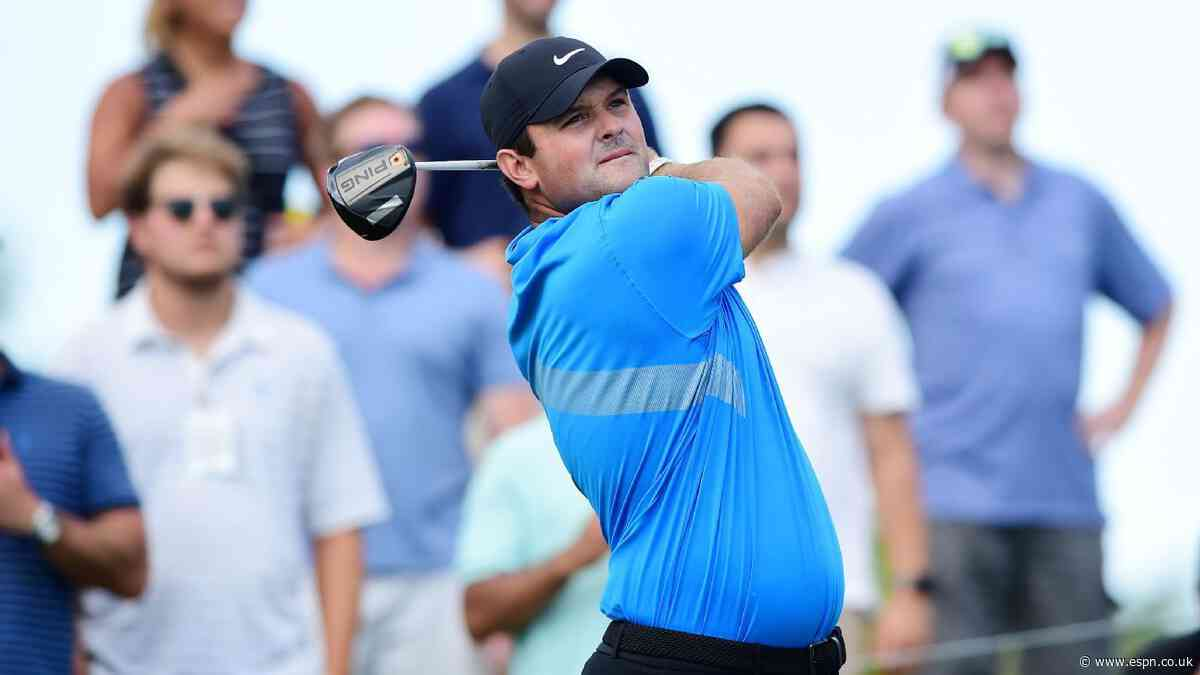 Reed builds 3-shot Bahamas lead as Tiger rallies