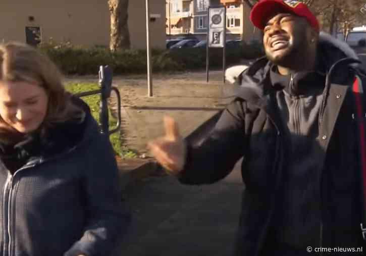 VIDEO: Rapper JayJay Santana wederom te zien op tv in Opgelicht