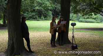 Catherine Lamb and Rebecca Lane explore liminal musical experiences with precision