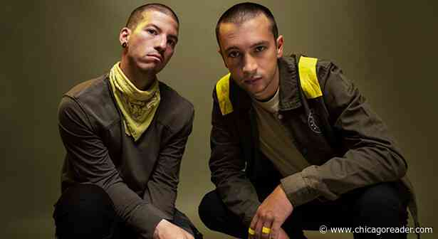 Twenty One Pilots get conceptual on Trench
