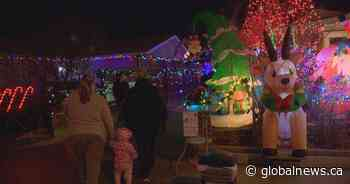 Candy Cane Lane set to light up for its 7th season, city develops traffic plan