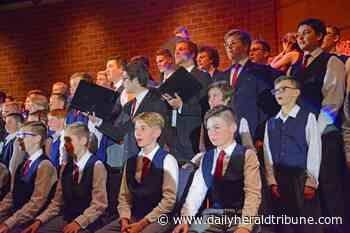 Boys' Choir performing opera for annual Christmas concert