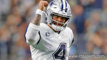 Today's Top Picks: Cowboys-Bears best bet, plus the NBA's most appealing options for Thursday's slate