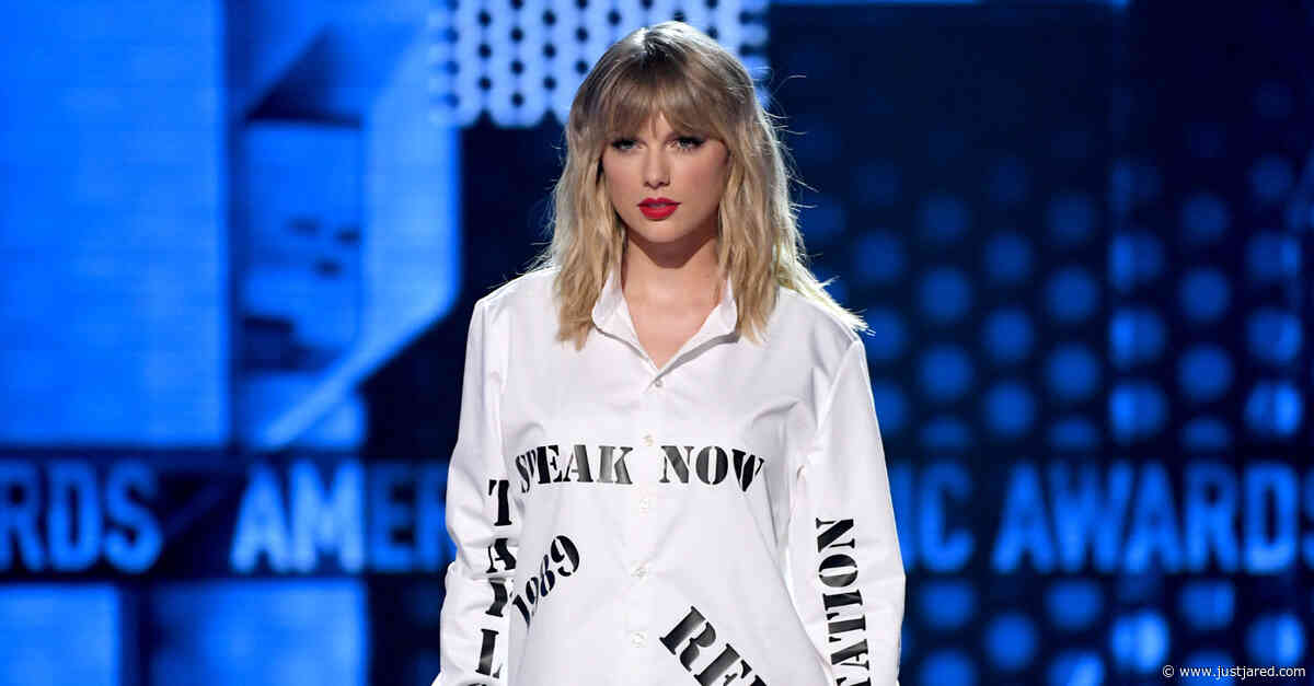 Taylor Swift Speaks Out About Women Being 'More Than Incubators'