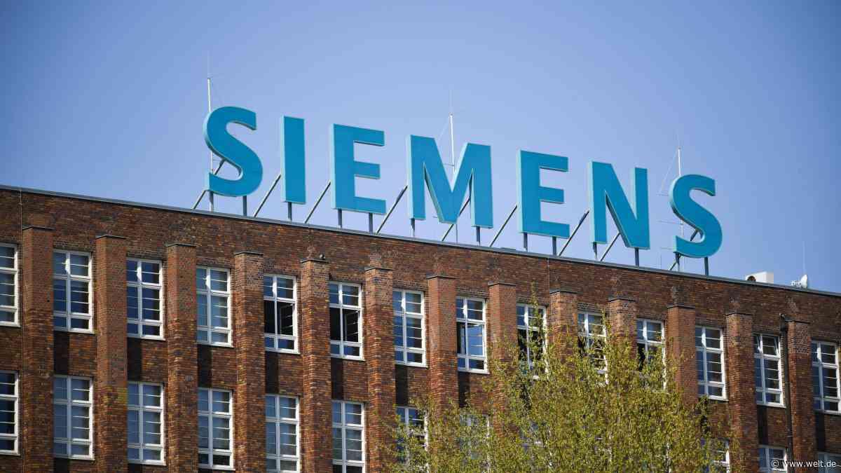 Siemens macht mit dem Marken-Trick 9,5 Milliarden Euro