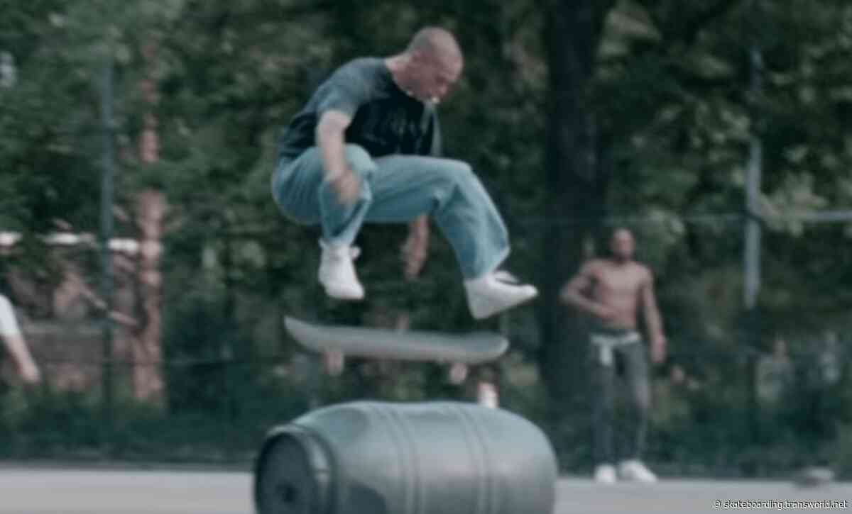 """Sage Elsesser and Bobby Dekeyzer for Converse Cons """"Case Study"""""""