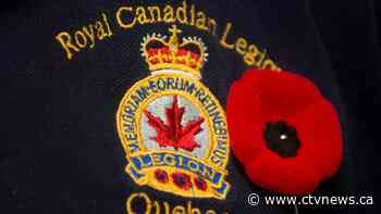 Royal Canadian Legion says online swindlers are trading on its name