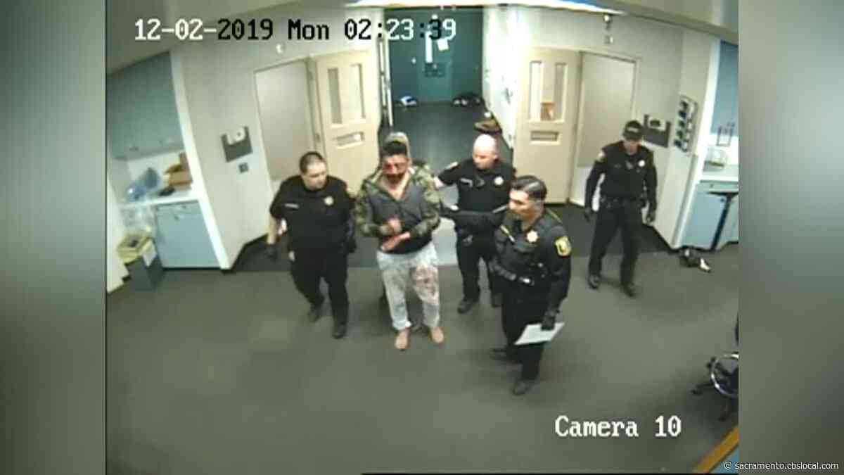 Stockton Man Who Claims He Was Beaten In Jail Attack Charged With Battery On Officers