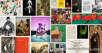 Times Critics' Top Art Books of 2019