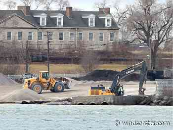 Company owner had no awareness of uranium dangers prior to Detroit River shoreline collapse