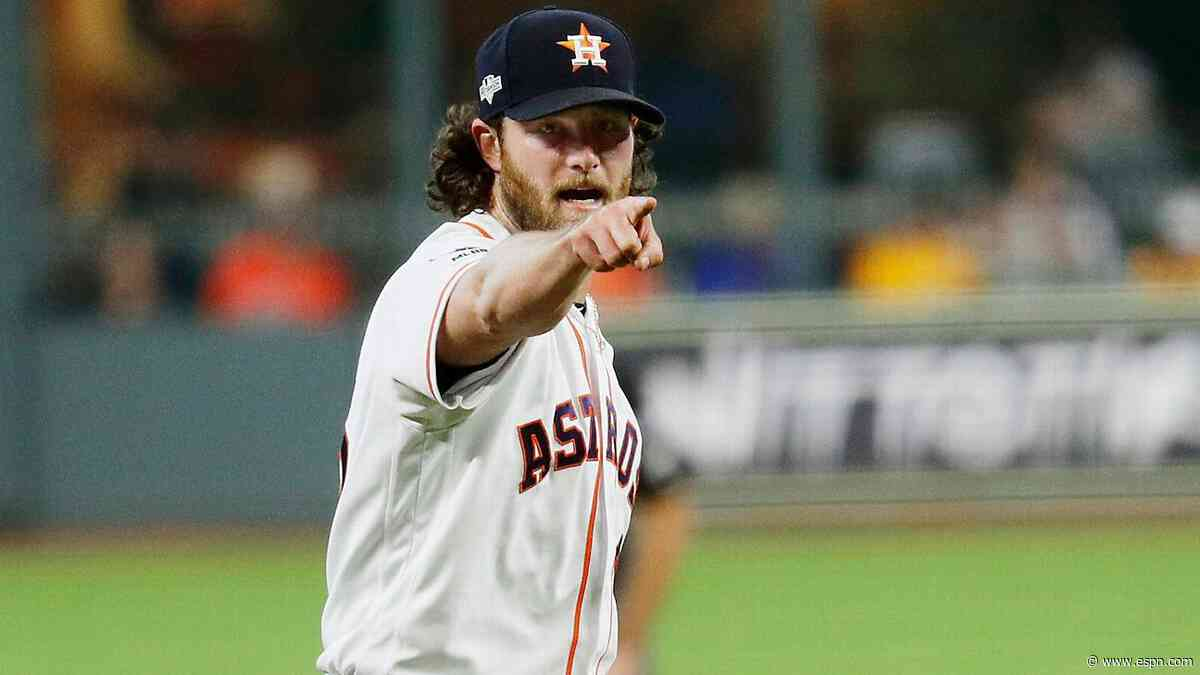 Sources: Yankees make signing Cole top priority