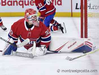 Liveblog: Habs trying to survive the Avalanche, down 3-2