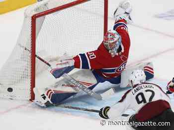 Stu Cowan: Canadiens' Cayden Primeau hopes to make his mark with No. 30