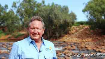 Mining billionaire Andrew Forrest comes to aid of troubled solar farm