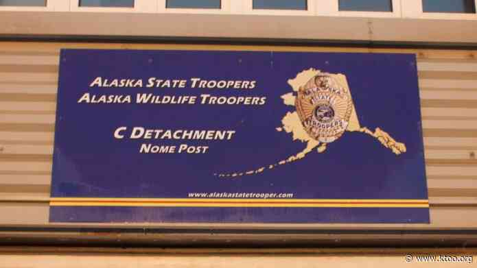 Some Alaska State Trooper dispatches aren't posted online. A spokesperson says it's not mandatory.