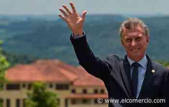 Macri: 'Lamento no haber podido ofrecer mejores resultados en estos años'