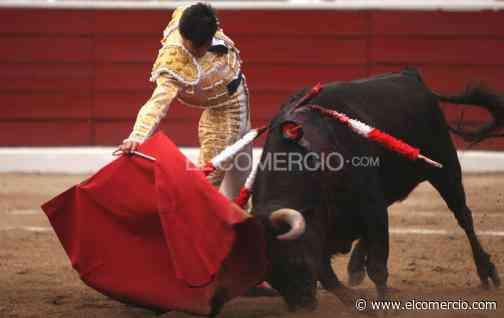 El toreo en Latacunga salió por la puerta grande