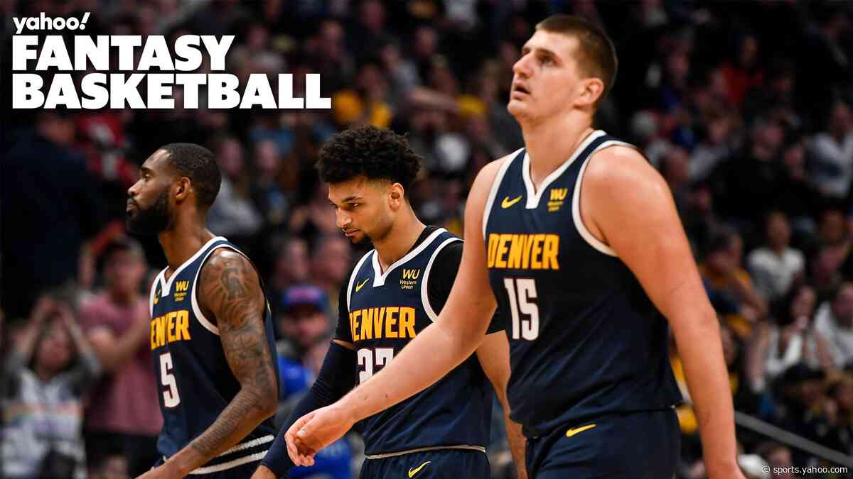 Fantasy Basketball Podcast: What's going on with Nikola Jokic and Andre Drummond keeps rolling