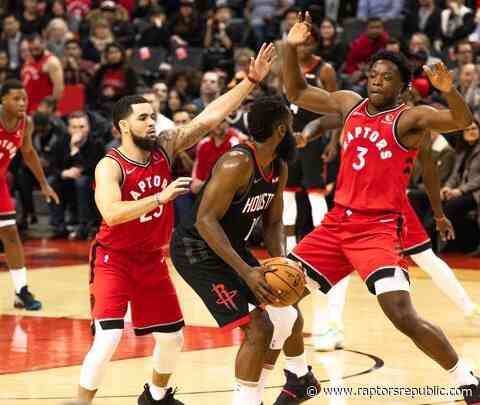 Quick Reaction: Rockets 119, Raptors 109