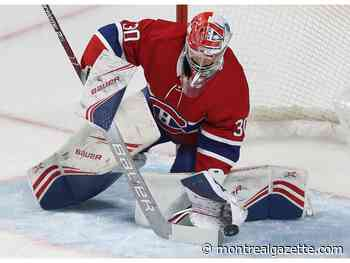 #ICYMI: Habs Primeau loses first start, class-action lawsuit against Quebec priests
