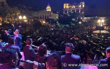 Música y tradición en las plazas del Teatro y Grande para celebrar a Quito