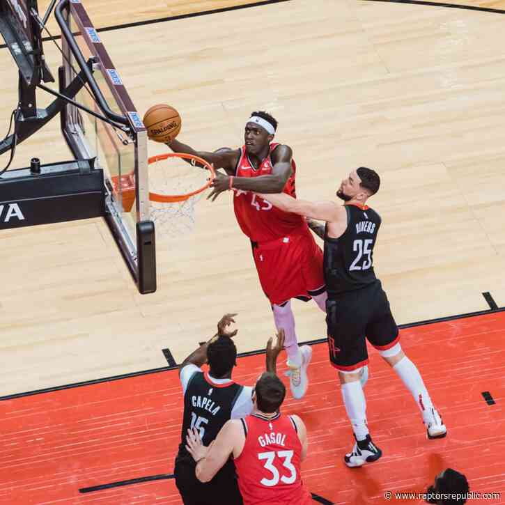 Let's blame it on the scheme – Raptors Reaction Podcast