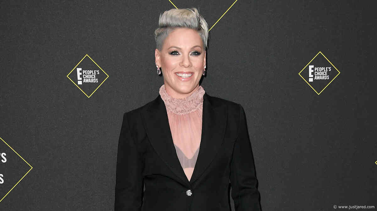Pink Debuts Newly Shaved Head: 'Letting Go' - See the Pic!