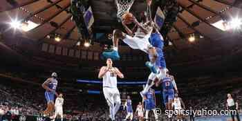 GAME RECAP: Nuggets 129, Knicks 92