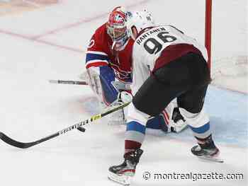 In the Habs' Room: Rookie Primeau impresses coach, teammates in loss