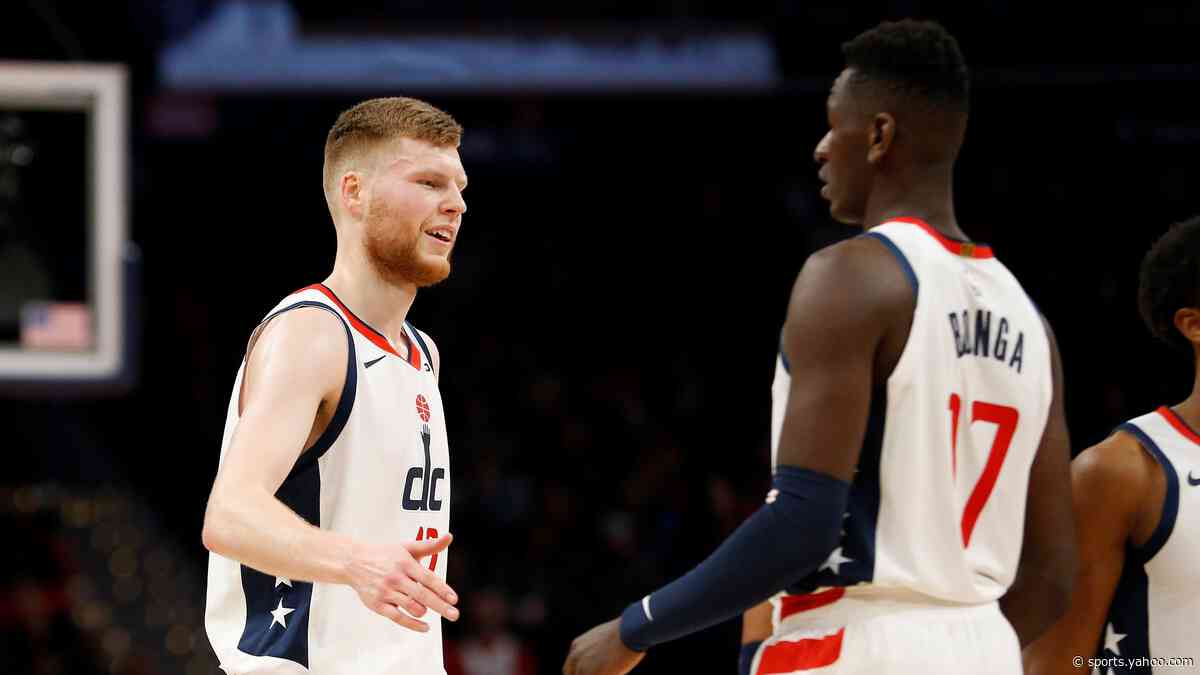 Win of the season? Undermanned Wizards beat 76ers