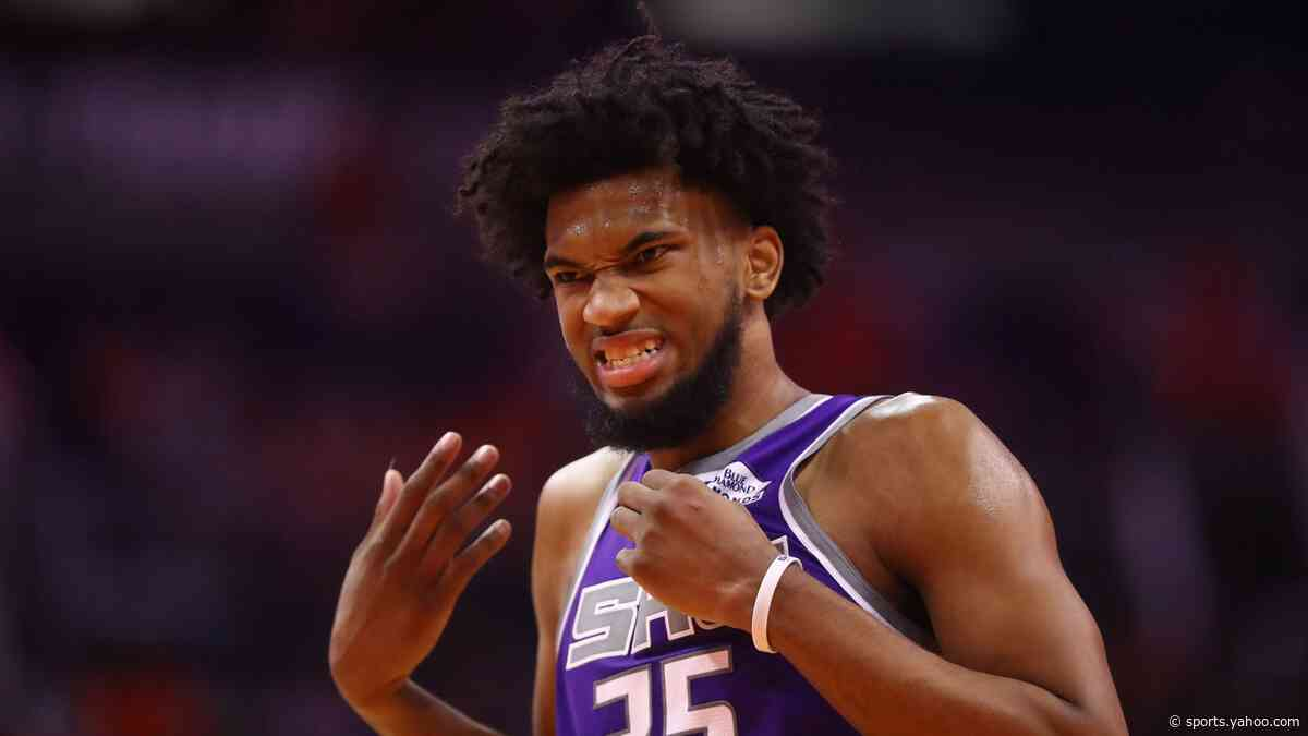 Kings' Marvin Bagley cleared for contact, getting closer to return