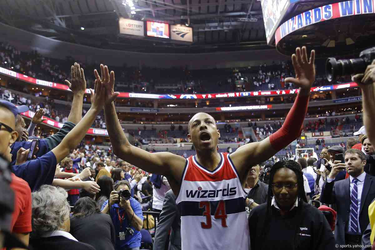 Paul Pierce responds to Bradley Beal's first impression of him