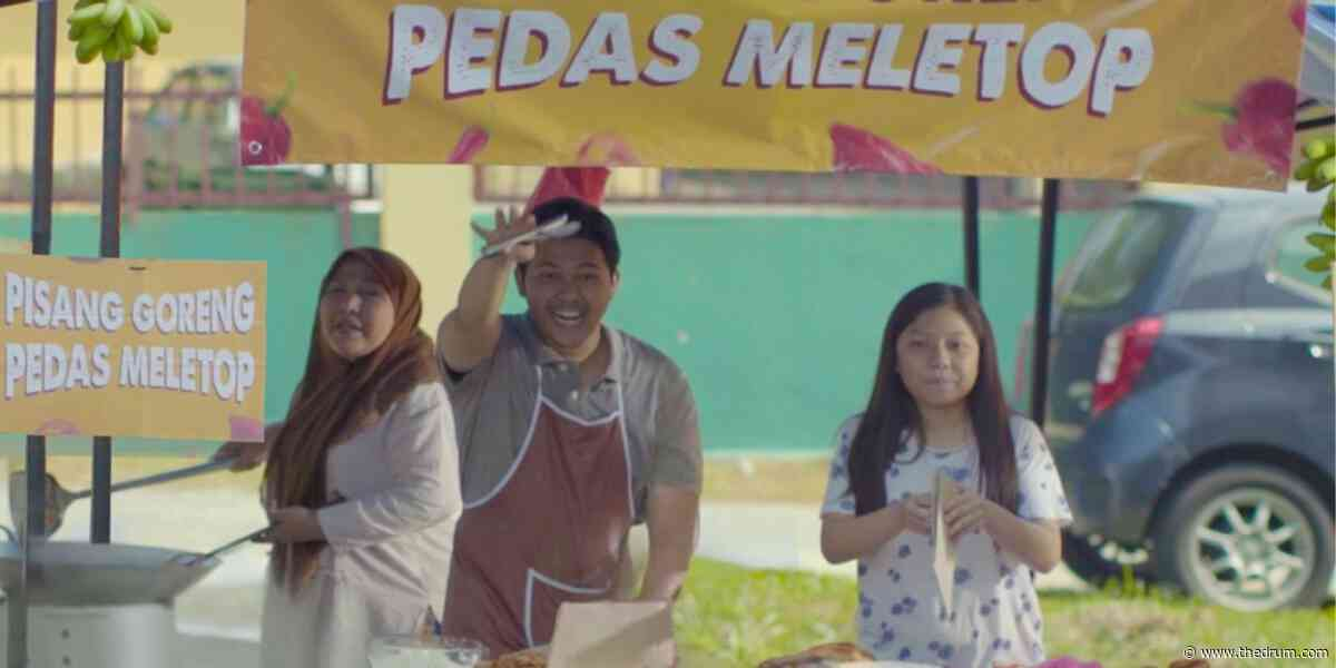 Axiata ad shows how it helps underserved communities in Asia connect with the world