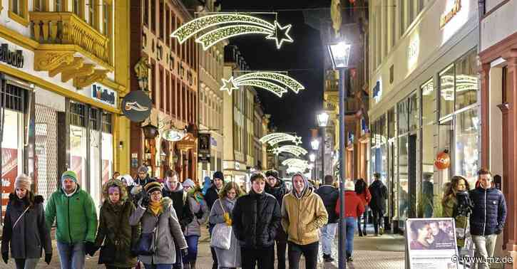 """Heidelberger Weihnachtsgeschäft:  """"Black Friday"""" wichtiger als der Weihnachtsmarkt?"""