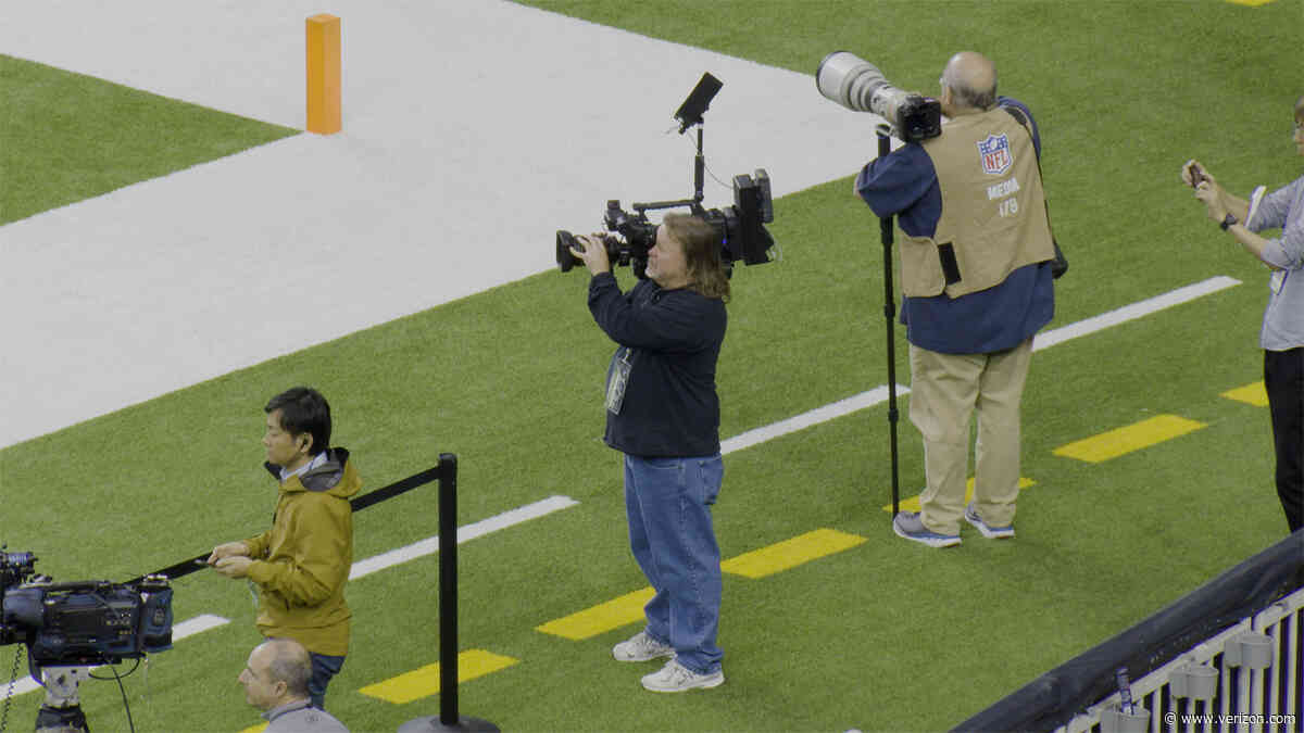 Verizon and Sony demonstrate how 5G stands to transform live sports production